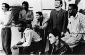 Jazz Passengers: Roy Nathanson, Bill Ware, Brad Jones, E.J. Rodriquez, Jim Nolet, Mark Ribot, Curtis Fowlkes
